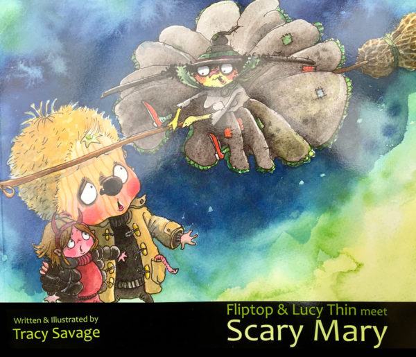 Scary Mary book - Tracy Savage