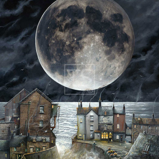 The Moon Tracy Savage